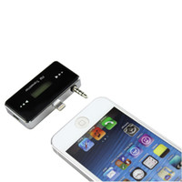 Wholesale LH Phone FM Transmitter Hot Sale