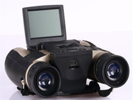 Wholesale NEW Style multi function HD FS608 P Video Camera Telescope with quot screen best price