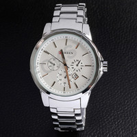 Wholesale Classic Luxury Swiss Designer Dress Watch Hot Thin Style Top Quality Japan Quartz Date Watch