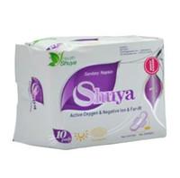 2 pack   2pcs lot Daily Oxygen Anion Sanitary Napkin Feminine Hygiene Health Care Cloth Menstrual Pads Beautiful Life Tampons Free Shipping L-055