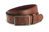Wholesale Top Class Life Classic Fashion Metal Buckle Slender Belts Straps Gentle Men Women Belt Strap Brand New Style