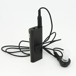 Wholesale Ear Sound Amplifier Audiphone Digital Hearing Aids Rechargeable World E Medical Supplies