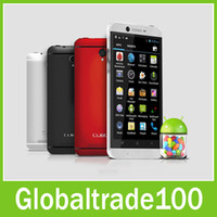 Cubot One Phone Quad Core MTK6589 telefono astuto del Android 4.2 3G GPS WIFI dello schermo QHD 4,7 inch Smartphone ROM 8.0MP fotocamera Dual Sim 1G di RAM 8G