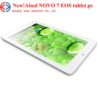 Wholesale Ainol Novo inch Dawn Eos G dual core Android Tablet PC inch IPS Screen GB GB GPS Phone Call WCDMA HDMI Bluetooth Phablet