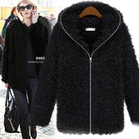 Coats Women Middle_Length coats 2013 European and American high-end luxury self thickening qiu wide sounga plush clothes women long-sleeved coat
