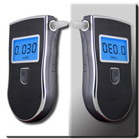 Wholesale Good quality High precision digital alcohol tester Handheld Alcohol tester electronic detector