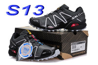 Wholesale NEW MODELS Salomon Speedcross Running Shoes Men s France Walking Track Shoes Big Order Big Discount