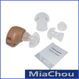 Wholesale K80 Best Sound Amplifier Adjustable Tone Digital Hearing Aid Rechargeable F138