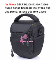 Wholesale Waterproof Camera Case Bag for Nikon DSLR D3200 D3100 D3000 D5200 D5100 D5000 D7100 D7000 D90 D80 D70 D70S D60 D50 D40 D300s