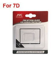 Wholesale JYC EF D Camera LCD Screen Protector Optical Glass Camera Lcd Cover