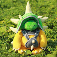 Multicolor PVC GK Wholesale - New arrival LOL Rammus Cute Plush Doll toys About 33 CM Birthday gift Free shipping