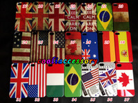 Wholesale UK USA brazil flag D One direction band justin bieber Owl plastic hard case for iphone G S tape fuck skin cover cases