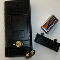 Wholesale LCD Display Digital Electromagnetic Radiation Detector Sensor Indicator EMF Meter Dosimeter Tester Free dhl ems