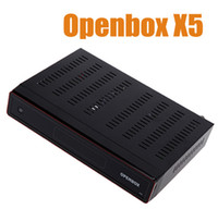 Wholesale Openbox X5 Full HD PVR p Satellite Receiver Support Youtube Youporn Gmail Google Maps Weather Cccam Newcamd