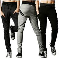 athletic sweats - NEW Men s Casual Sporty Athletic Sport Gym Workout Fleece Sweatpants Sweat Pants Hip Hop Dance Trousers Slacks Joggers