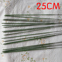 Wholesale 100pcs Artificial simulation flowers stems diy wedding decoration accessory diy flower