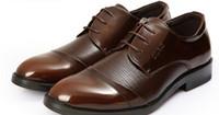 achat en gros de q up-De nouveaux plus Bas prix chaussures hommes chaussures de mariage à Joindre ensemble des lacets chaussures de bal chaussures en cuir Q 330