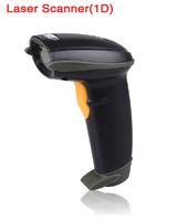 Wholesale Laser Barcode Scanner CT910 D USB HandHeld Barcode Reader pos code Reader laser barcode gun