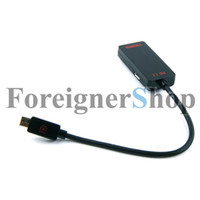 Wholesale SlimPort Adapter cable to HDMI MyDP for Google Nexus Fujitsu Arrows Tab LG optimus G pro ASUS Padfone infinity AP6