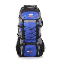 Wholesale The newest hiking bag big contain L outdoor sport backpack travel bag