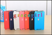 Cheap For HTC book ultra thin Best Leather For Christmas mix color fashion