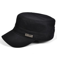 Wholesale 2013 spring and summer new arrival male Women military hat classic cadet cap casual hat for man