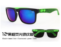 Wholesale colors good quality SPY KEN BLOCK HELM cycling sunglasses outdoors sunglasses Black Snake SPY OPTIC Helm AG Ken Bullock40PCS