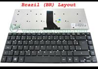 acer br - New Laptop keyboard For Acer Aspire T G TG T TG without frame Black Brazil BR version