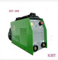 Wholesale High quality IGBT DC Inverter welding equipment MMA ARC machine ZX7 welder