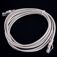 Wholesale 10pcs m RJ45 Ethernet Patch Network Lan Cable Drop Shipping