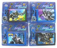 Fashion batman free - Batman watch Wristwatches and purses Wallet New