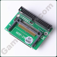 Wholesale DUAL CF to Pin IDE Adapter freeshipping