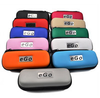 Wholesale Ego Case Ego Bag Gift Box with Zipper Carrry Case Small Medium Large Size for Ego Kit Ego Electronic Cigarette with Multi Color