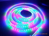 Wholesale Flexible Led Lighting WS2811 IC Digital Christmas Strip Light RGB SMD led M Waterproof IP67 DC5Vwholesale