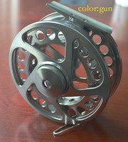 Wholesale YA70 mm Aminum Die casting CNC Fly Fishing reels LURE Tackle