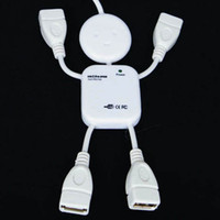 Wholesale High Speed USB Human Port Hub Split Extension Plug Cable Multi joint USB Cable Wholesales