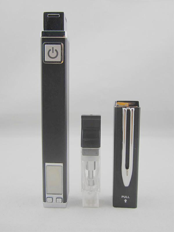 E cigarette battery charging instructions