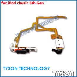 Wholesale for iPod Classic th Gen Headphone Audio Jack Replacement Parts Repair
