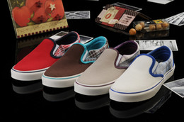 Wholesale US Trendy brands New York map pattern Casual leisure canvas shoes Flats for women amp men