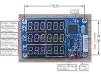 Stepper Motor Stepper Motor CA2026 3 axis motor controller Digital Display Panel Product for 3 axis TB6560 CNC stepper motor driver board