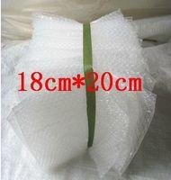 air bubble pouches - 18 CM Bubble cushioned mailer air bubble bag Bubble Pouches Cushioning Wrap Bags