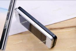 Wholesale Débloqué quad band double carte téléphone mobile GT5S G avec écran téléphone portable Goophone i5