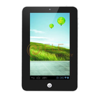 Wholesale 7 inch Action ATM7013 Android Webcams RJ45 Resistive Screen MB GB Upgrade of VIA MID tablet pc