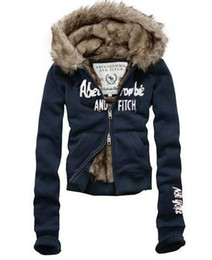 Vente en gros Femmes Nouveau épais hiver manteau fourrure fourrure Hoodie Jacket à partir de hoodie de la fourrure pour les femmes fournisseurs