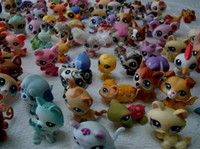 Wholesale LPS Littlest Pet Shop petshop pets figure HasBro Mini toy Children Christmas Toy Gifts