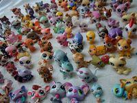 Multicolor hasbro - LPS Littlest Pet Shop petshop pets figure HasBro Mini toy For Children Figures Christmas Gifts