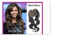 Wholesale Body wave virgin hair lace closure