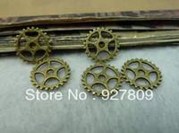 ancient bronzes - mm Ancient Bronze Alloy Gear Mechanical watches Diy handmade accessories