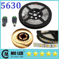 Wholesale Non Waterproof Warm White Super Bright LED Strip Light SMD High Lumen LED M Tape Lighting White V