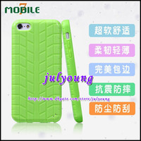 Wholesale For iphone C C iphone5C TPU tire tyre soft silicone vroom gel case new arrival luxury cases skin China Post
